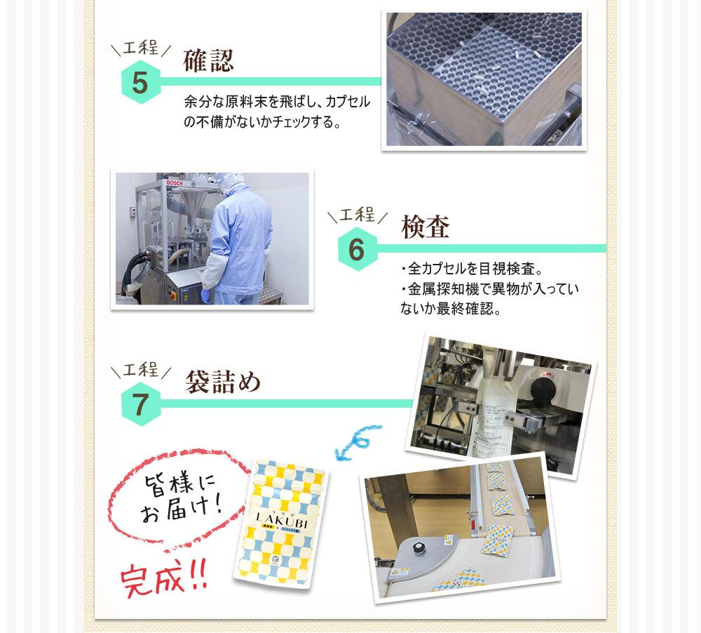 腸内サポートサプリ販売用ランディングページ(LP)デザイン・制作事例26