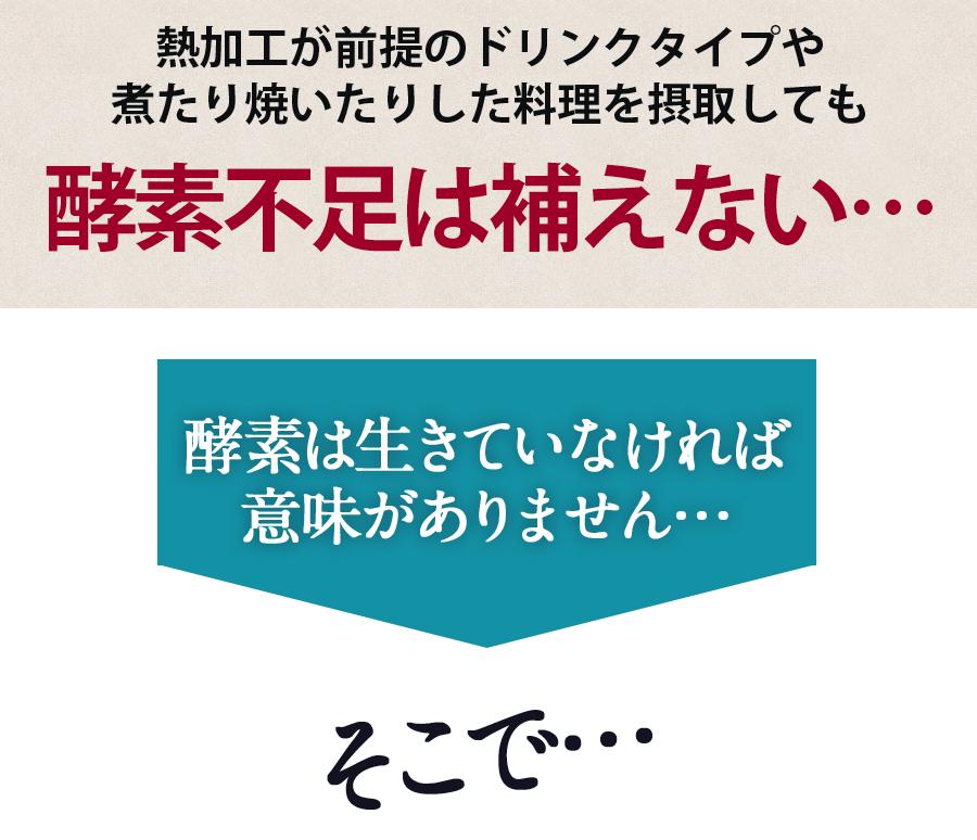 酵素サプリ販売用ランディングページ(LP)デザイン・制作事例07